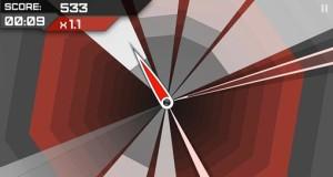 Spinner Tronic: neues Arcade-Game im Kreisverkehr fordert Konzentration & Geschick