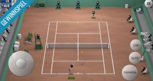 """Gewinnspiel: wir verlosen 5 Promo Codes für """"Stickman Tennis 2015"""""""