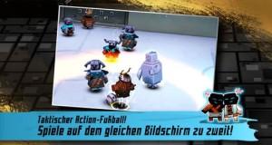 Striker Arena: neues 3D-Action-Fantasy-Fußballspiel ohne IAPs