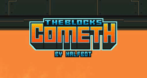 """Halfbot veröffentlicht Gratis-Version von """"The Blocks Cometh"""", Vollversion reduziert & mit Update"""