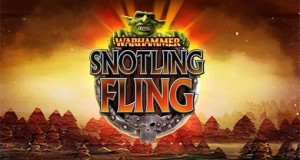 """Warhammer: Snotling Fling"" im Gameplay-Video: Goblins lernen per Katapult liegen"
