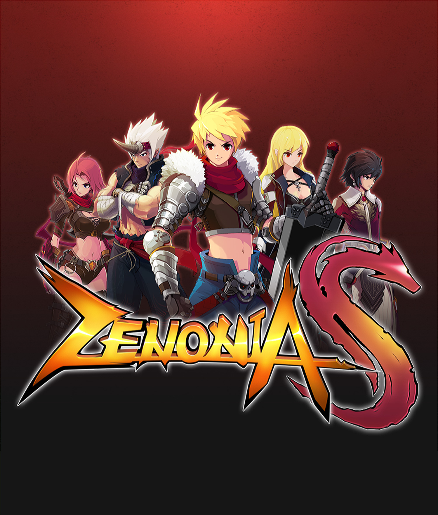 Zenonia S iPhone iPad