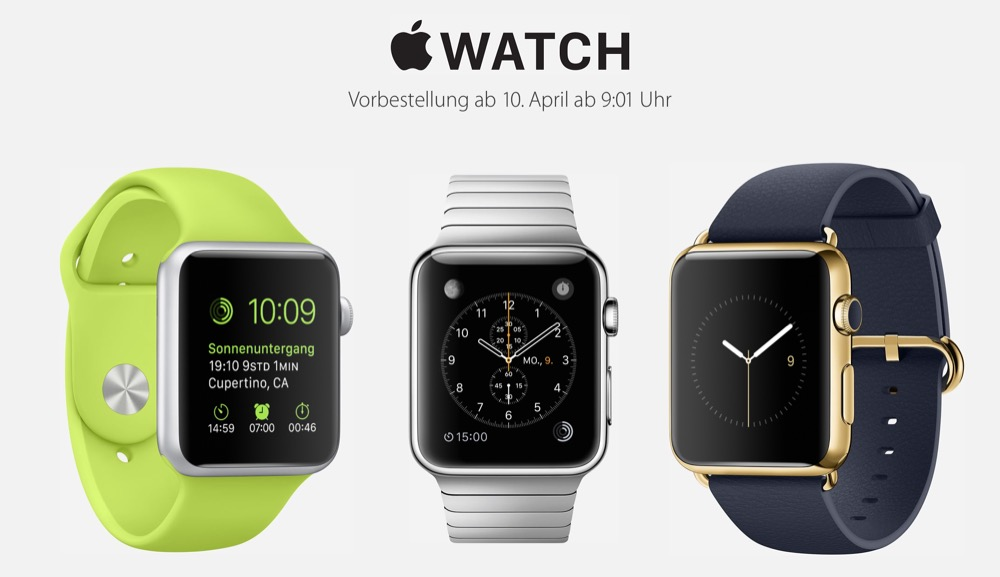 Apple Watch iOS