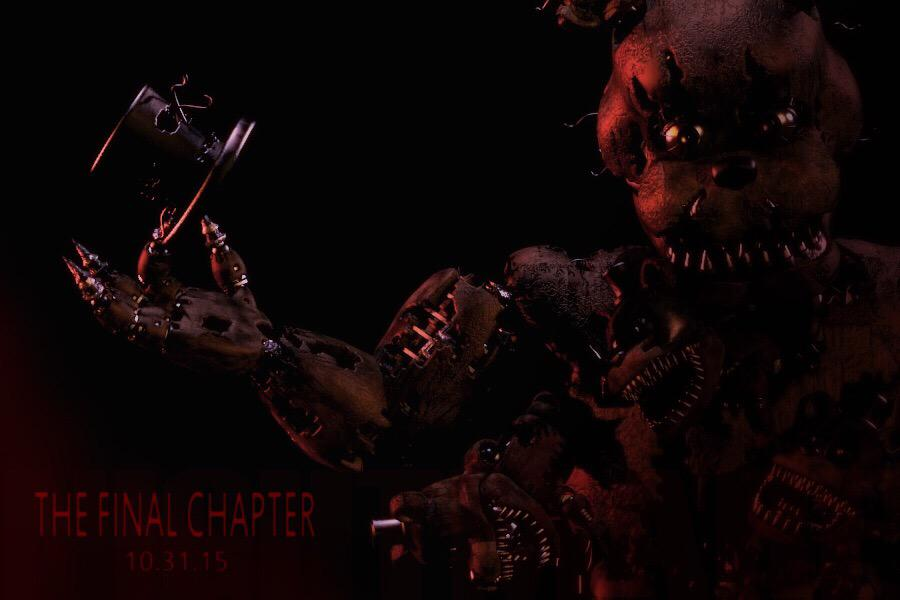 Five Nights at Freddy's 4 iOS