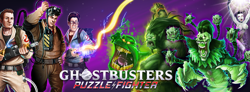 Ghostbusters Puzzle Fighter iOS