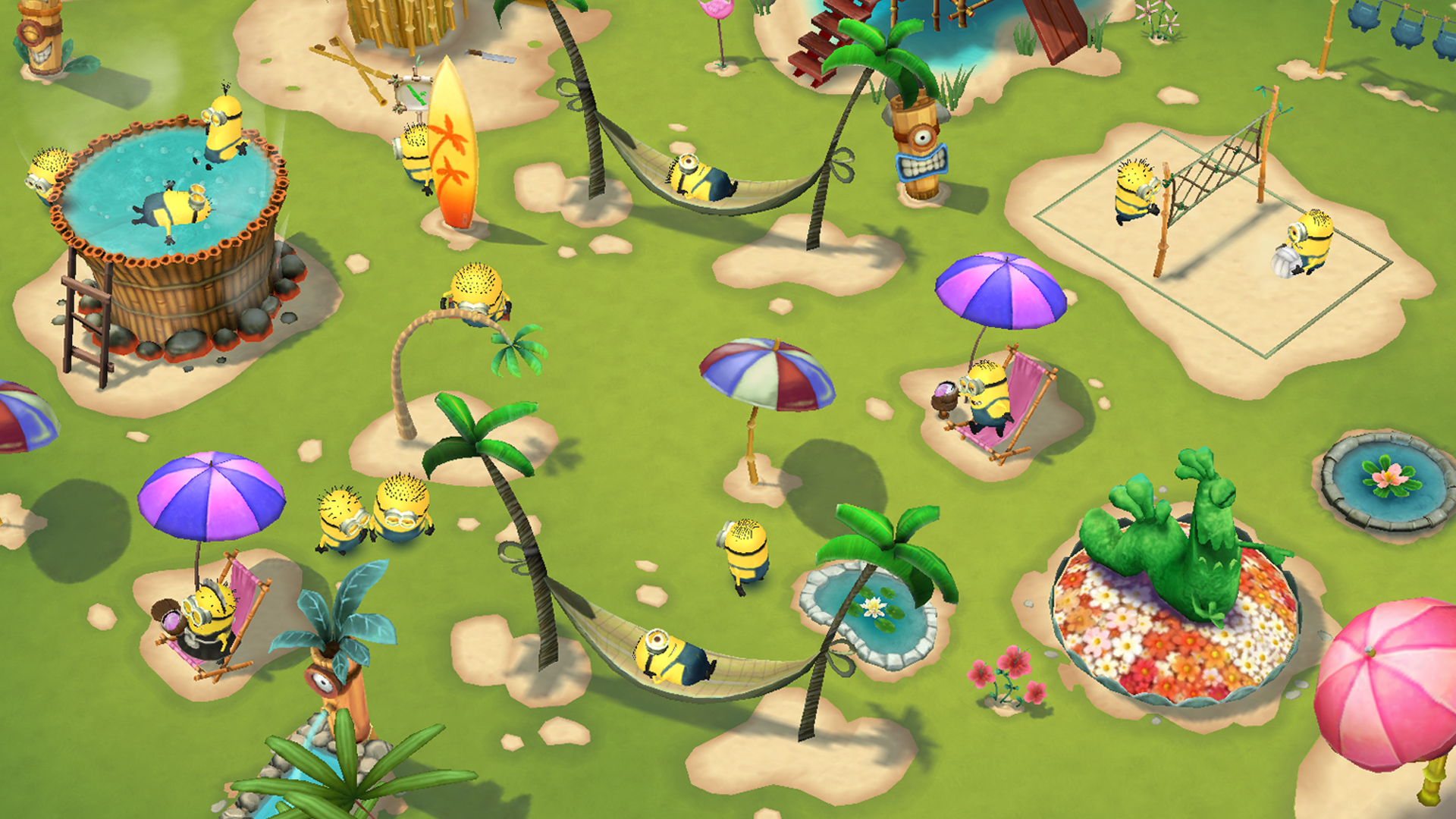 Minions Paradise iOS