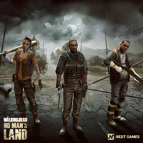 The Walking Dead: No Man's Land iOS