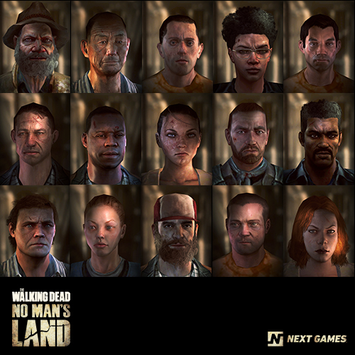 The Walking Dead: No Man's Land iOS