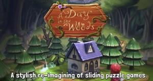 A Day In The Woods: Rotkäppchen und der böse Wolf als gelungenes Premium-Puzzle