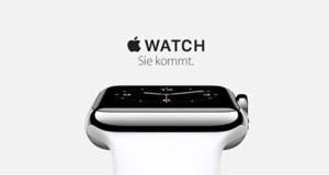 Offizieller Verkauf der Apple Watch beginnt heute