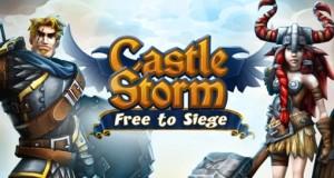 """Burg gegen Burg: """"CastleStorm – Free to Siege"""" mit neuem PvP-Modus"""