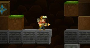 Caves n' Chasms: Premium-Abenteuer unter Tage