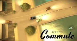 """""""Does Not Commute"""" von Mediocre: Rush Hour als Wettlauf gegen die Zeit"""