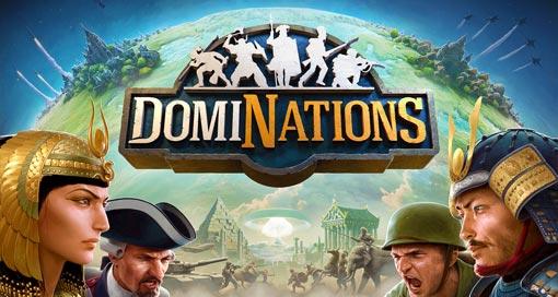 """Erlebt die Geschichte der Menschheit im neuen Strategiespiel """"DomiNations"""""""