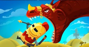 Dragon Hills: wilder Ritt auf dem Rücken eines Drachen