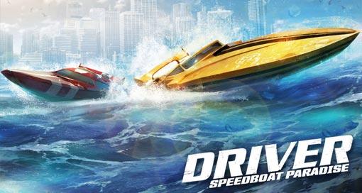 """Ubisofts """"Driver Speedboat Paradise"""" ist in den AppStore gerast"""