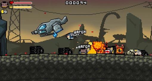 """Action-Plattformer """"Gunslugs 2"""" leicht reduziert"""