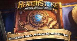 """Endlich! """"Hearthstone: Heroes of Warcraft"""" schafft den Sprung aufs iPhone"""