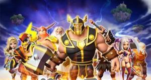 """Strategie-RPG """"Hero Sky: Epische Gildenkriege"""" für iOS & Android veröffentlicht"""