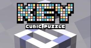 KEY – 3D Cubic Puzzle: dreidimensionales Würfelpuzzle gegen die Zeit