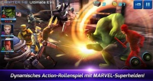 "Heute erschienen: ""Marvel Future Fight"", ""Bears vs. Art"", ""The Line Zen"", ""Wings Remastered"" uvm."