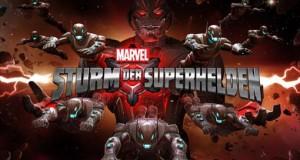 """The Avengers: Age of Ultron""-Update für Beat'em Up ""Marvel Sturm der Superhelden"""