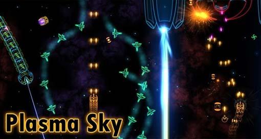 "Toller Space-Shooter ""Plasma Sky"" mit riesigem Update"