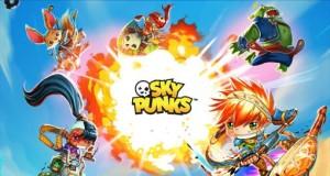 """Rovio Stars veröffentlicht neuen Endless-Runner """"Sky Punks"""" im AppStore"""