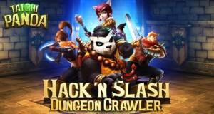 Taichi Panda: Hack'n'Slay-Action & Dungeon Crawler mit einem Panda