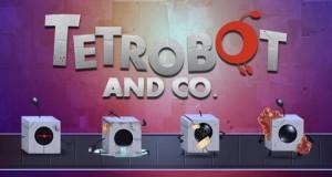 Tetrobot and Co.: tolles Premium-Puzzle erstmals reduziert