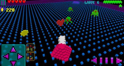 """Arena-Arcade-Shooter """"Voxelvoid"""" erstmals kostenlos"""