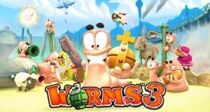 """""""Worms 3"""" erstmals kostenlos & alle weiteren iOS-Spiele von Team17 im Angebot"""