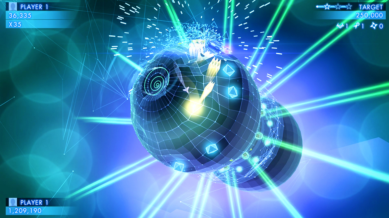 Geometry Wars 3: Dimensions iOS