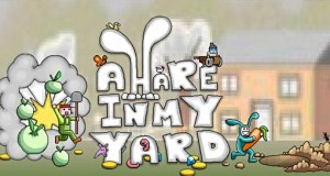 A Hare in my Yard: Katz- und Maus-Spiel mit Bauer und Hase