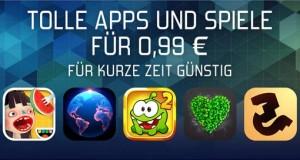 Nur noch wenige Stunden: zahlreiche Top-Spiele für iPhone und iPad stark reduziert