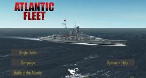 """Neues Premium-Strategiespiel """"Atlantic Fleet"""": komplexe Seeschlachten im Zweiten Weltkrieg"""