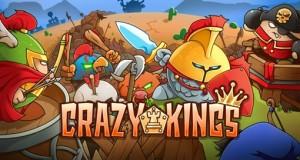 Crazy Kings: Mischung aus Tower-Defense und Sammelkarten-Spiel neu im AppStore