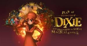 """""""Detective Dixie: The Revenge of Wishteria"""" ermittelt jetzt im AppStore"""