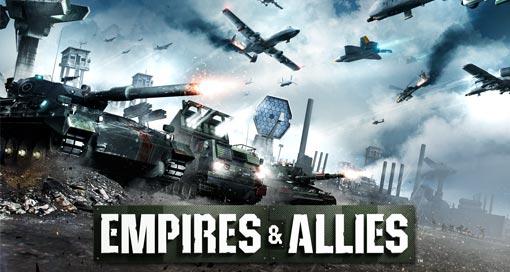 """Zynga veröffentlicht neues F2P-Strategiespiel """"Empires & Allies"""" im AppStore"""
