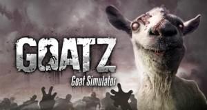 Goat Simulator GoatZ: ein herrlich beklopptes Zombie-Survival-Game mit einer Ziege neu im AppStore