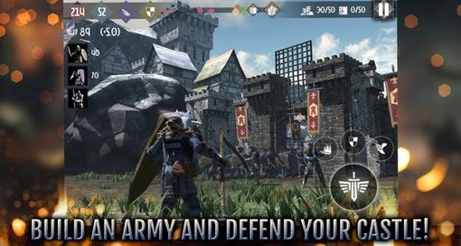 """""""Heroes and Castles 2"""" könnt ihr jetzt kostenlos spielen"""