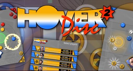 """Multiplayer-Game """"Hover Disc 2"""" aus deutscher Indie-Entwickler aktuell gratis"""