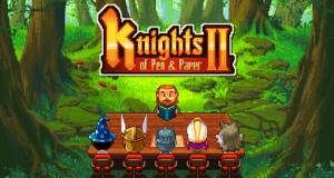 Knights of Pen & Paper 2: Oldschool-RPG im wahrsten Sinne des Wortes