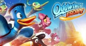 Oddwings Escape: schrullige Frankenstein-Vögel flattern durch den AppStore