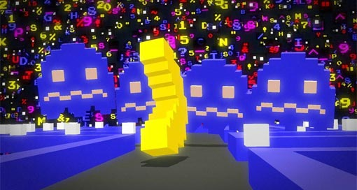 "Bandai Namco und ""Crossy Road""-Entwickler Hipster Whale kündigen ""Pac-Man 256"" an"