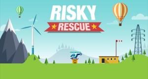 Risky Rescue: Hubschrauber auf kniffliger Rettungsmission