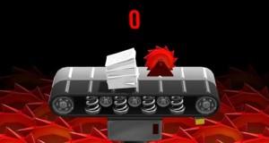 """Highscore-Game """"Shredmill"""" von Jared Bailey: das harte und kurze Leben eines Haufen Zeitungen"""