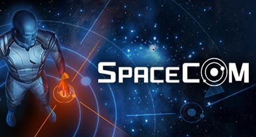 """Weltraum-Strategiespiel """"Spacecom"""" zum halben Preis laden"""