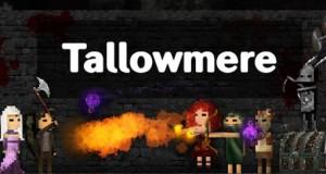 Tallowmere: zufallsbasierter Dungeon Crawler aus Indie-Entwicklung nur 1,99€