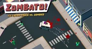 """Eis-Truck plättet Zombies: """"Zombato!"""" ist heute mit Vollgas in den AppStore gerast"""